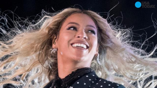 Beyonce is announcing scholarships a black woman to attend Boston's Berklee College of Music, New York's Parsons School of Design, Howard University and Spelman College.