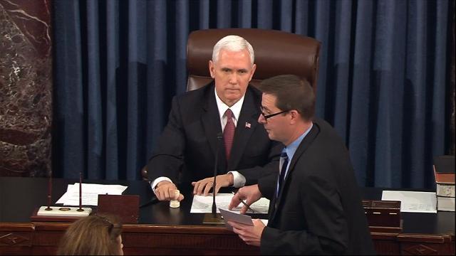 Gorsuch wins Senate approval