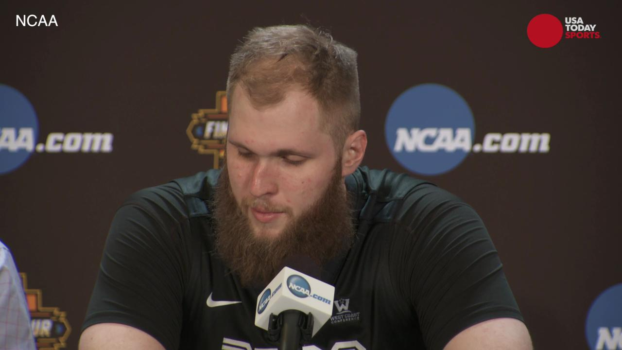 Gonzaga coach Mark Few and several players reflect on the emotional national title game loss.
