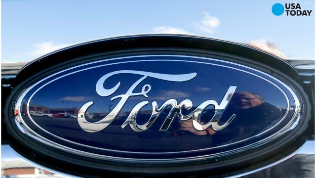 Ford Motor Co on Thursday reported a lower quarterly net profit due to higher costs and investments, plus a slight decline in vehicle sales.