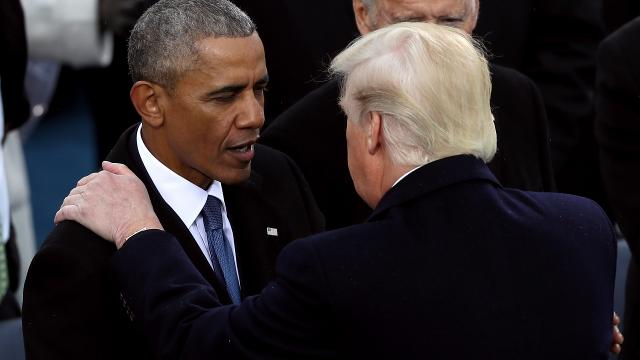 Trump adopts Obama-era economic policy, abandons campaign promises