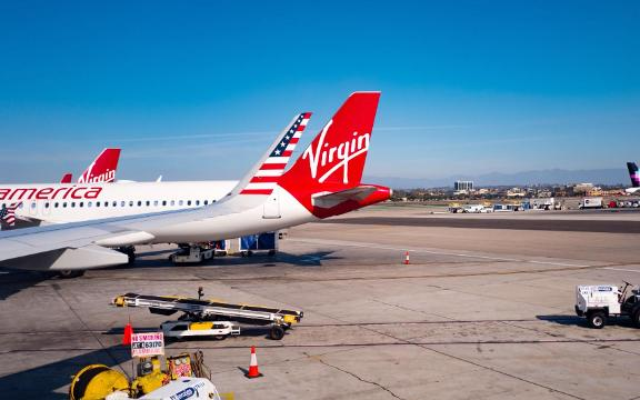 Alaska Airlines announced that the Virgin name would be retired in 2019.