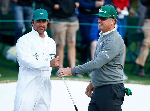 A brief history on the man who had one of the greatest first rounds in the history of the Masters.