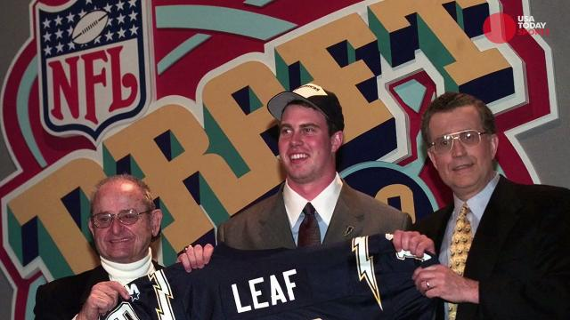 Former San Diego Chargers quarterback Ryan Leaf helps people avoid the mistakes he made.