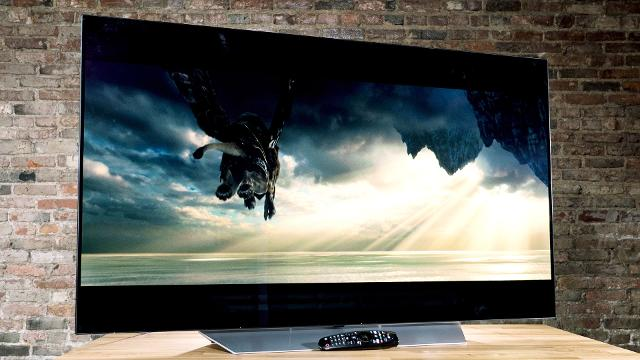 This stunning TV has only one drawback: It's super expensive