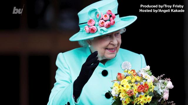 The Queen is celebrating her 91st birthday with little fanfare, except for a band, some horses and a 41-gun salute. Buzz60's Angeli Kakade has more.
