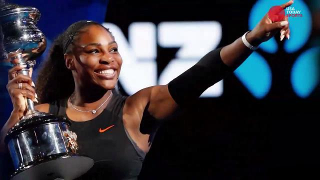 The tennis star broke the news on Snapchat. Later, a spokeswoman for Williams confirmed that Serena is expecting a baby.