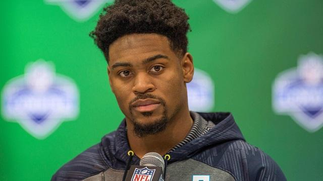 NFL draft prospect Marshon Lattimore believes Gareon Conley is innocent.