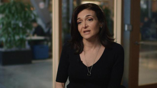 Grief doesn't hit everybody the same way. And people deal with it differently. But Sheryl Sandberg, whose husband Dave Goldberg died unexpectedly in 2015, thinks there are some things all grieving people share.