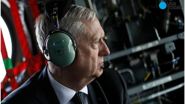 U.S. Defense Secretary Jim Mattis made an unannounced trip to Afghanistan to meet with Afghan leaders and U.S. military officials to take a fresh look at a 15 year-long war where he once served during the conflict's opening months.