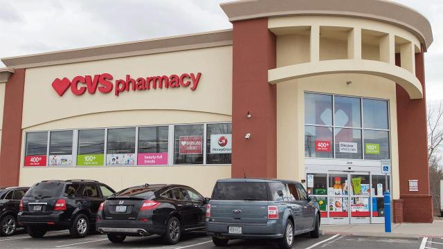 cvs to limit opioid drug prescriptions amid national epidemic