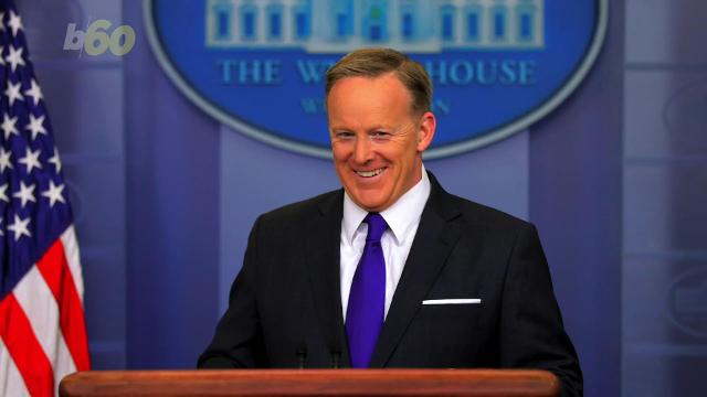 100 days of Trump...How about 100 days of Sean Spicer
