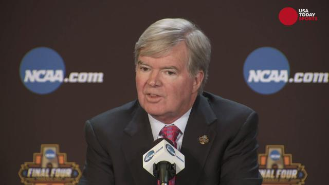 USA TODAY Sports' Nancy Armour breaks down North Carolina's HB2 replacement and NCAA President Mark Emmert announces the NCAA's plans to review the bill.