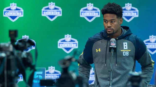 Former Ohio State cornerback and NFL draft prospect Gareon Conley has been accused of raping a woman at a hotel in Cleveland, TMZ Sports reports.