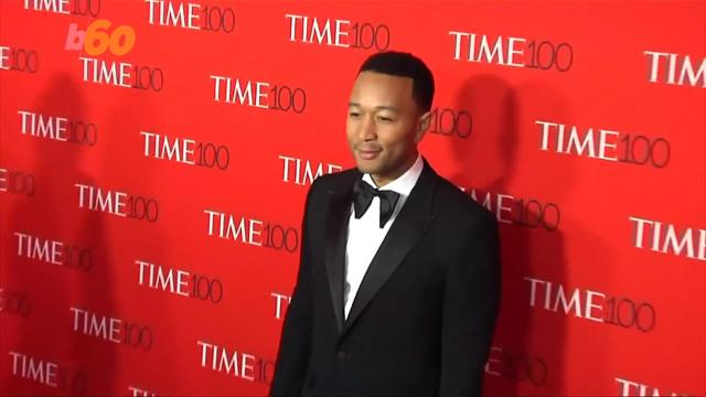 Singer and La La Land Producer John Legend  is not holding back when it comes to President Trump. Angeli Kakade (@angelikakade) has the story.