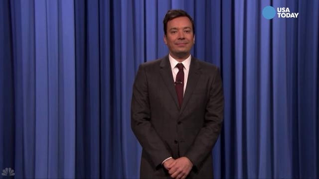 The late-night comics take a look a Take Your Child To Work Day and President Trump's tax plan. After you watch our favorite jokes, vote for yours at opinion.usatoday.com.