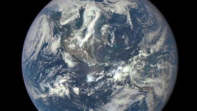 NASA is putting the Earth up for 'adoption'