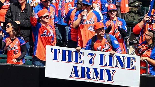 """After spending a year inside the 7-Line Army, the New York Mets' die-hard fan club, SI Films is coming out with its deepest dive yet. """"Loyal 'Til The Last Out' airs Sunday, April 30 at 10pm ET on MLB Network."""