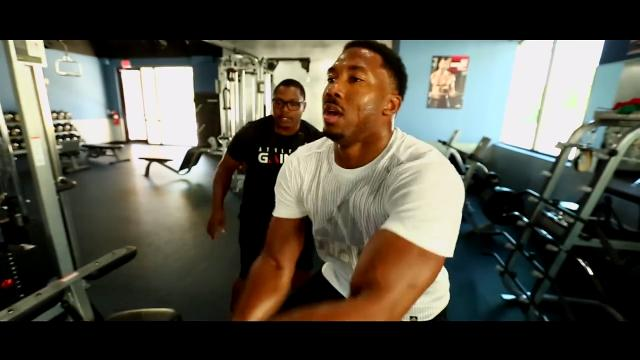 Draft Wire catches up with NFL prospect . Myles Garrett to see how he's preparing for the 2017 NFL Draft.