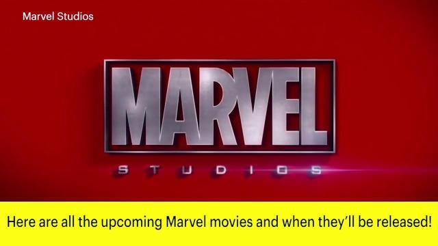 'Guardians of the Galaxy Vol. 2' opens May 5, 2017 and there are many more Marvel films coming!