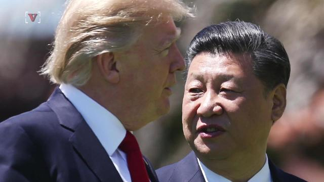 Trump: 'Only Time Will Tell' on improving trade with China