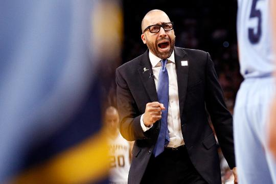 Memphis coach David Fizdale addressed the media after their loss to the Spurs and he was not happy with the referees.