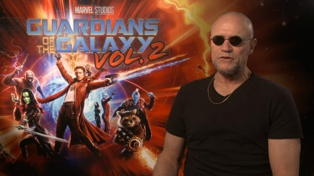 """Cast and crew of eagerly awaited sequel """"Guardians of the Galaxy Vol. 2"""" reveal how to avoid giving away plot spoilers. (April 26)"""