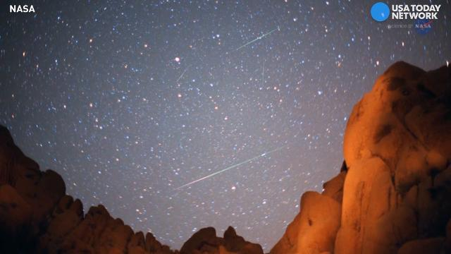 The first major meteor shower since January, the Lyrids, will make an early morning appearance.