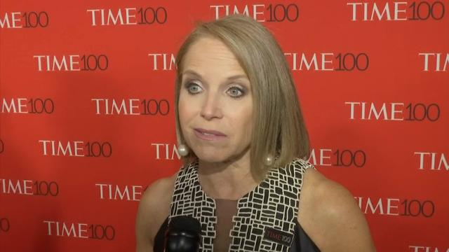 At the Time 100 Gala in New York, Katie Couric and Charlie Rose discuss how the television landscape will change following the Bill O'Reilly case. (April 26)