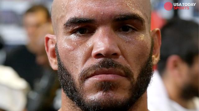 Boxer Ray Beltran can earn a world title shot when he fights Jonathan Maicelo in an IBF lightweight eliminator on Saturday. The result could determine the outcome of an even bigger fight - his battle for a US green card.