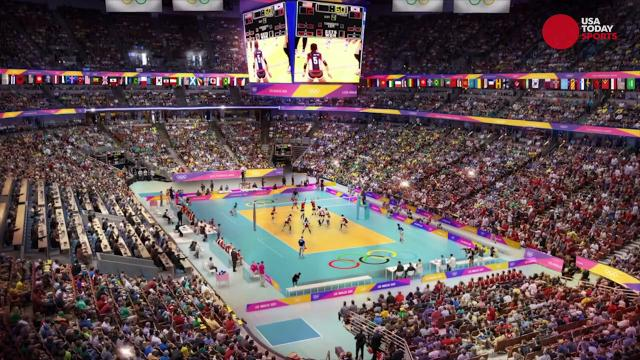 Los Angeles impresses Olympic committee with venue tour