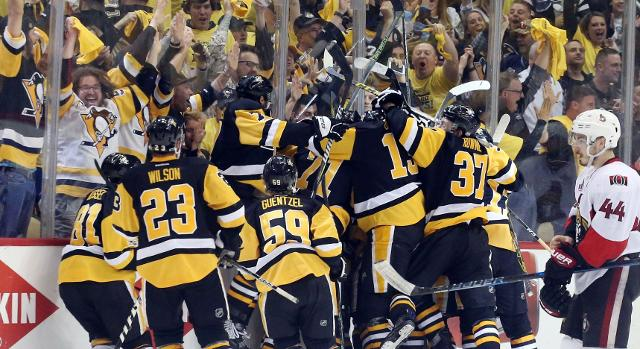After beating the Ottawa Senators in an OT thriller, the Pittsburgh Penguins look to repeat as Stanley Cup champions when they take on a team that is making its first Stanley Cup Final appearance - the Nashville Predators.