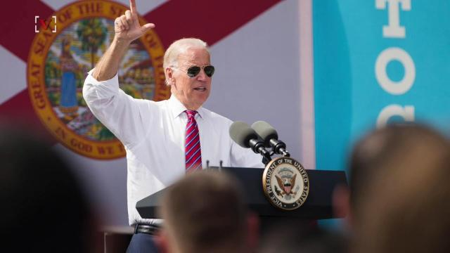 Joe Biden disses Clinton: 'I never thought she was a great candidate'