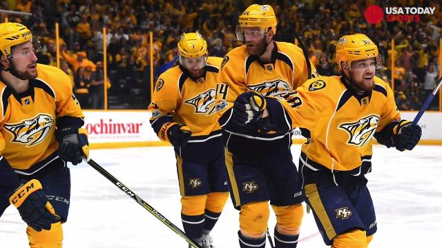 NHL playoffs: Nashville's Laviolette is pushing all the right buttons