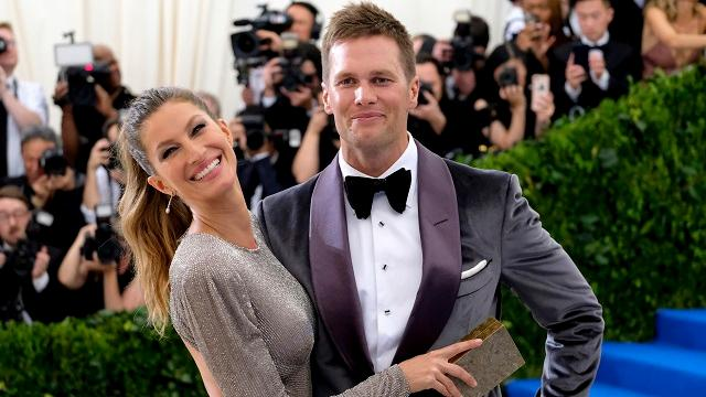 In an interview on 'CBS This Morning,' Gisele Bundchen told Charlie Rose that Tom Brady has suffered concussions. Brady hasn't been listed with a concussion on the Patriots injury report in four seasons.