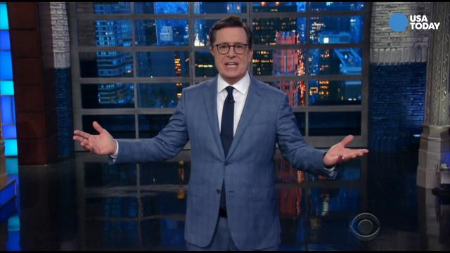 The late-night comics take on his Saudi speech and potential trouble in Israel. Take a look at our favorite jokes, then vote for yours at opinion.usatoday.com.