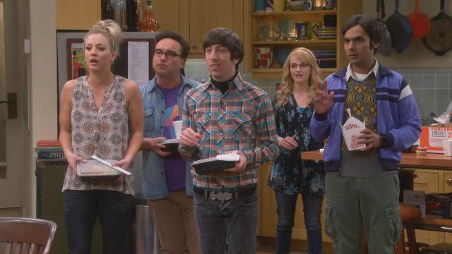 In this exclusive clip from the Season 10 finale, one of Sheldon's former admirers returns while Amy is away for the summer. That has his friends worried.