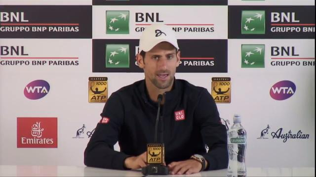 Tennis Channel discusses Novak Djokovic's announcement Sunday that Andre Agassi will coach him at the French Open, which starts next week.