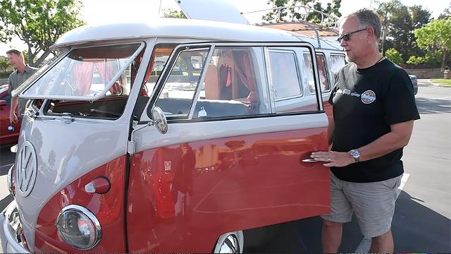Just Cool Cars: '61 VW Westfalia camper is a marvel - USA TODAY