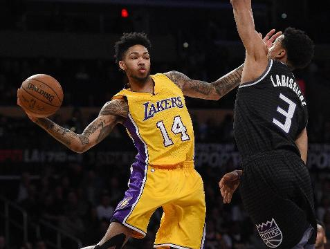 There is only one player the Lakers will not part with this summer: Brandon Ingram.