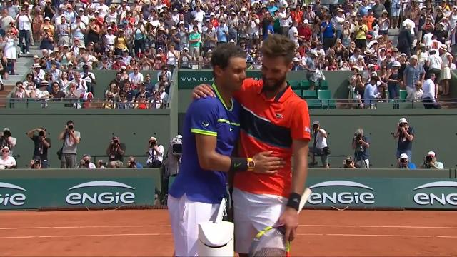 Rafael Nadal had a winning start at Roland Garros, as he begins the hunt for his 10th French Open championship. Defending champion Novak Djokovic and Stevie Johnson also advanced.