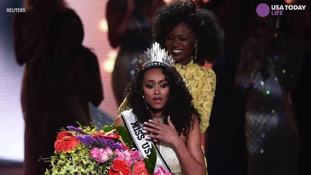 Miss Kara McCullough has been crowned Miss USA 2017. This is the second year in a row that the winner has hailed from the District of Columbia.