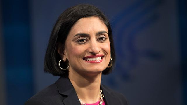 Seema Verma says Obamacare insurance exchanges are 'falling apart'