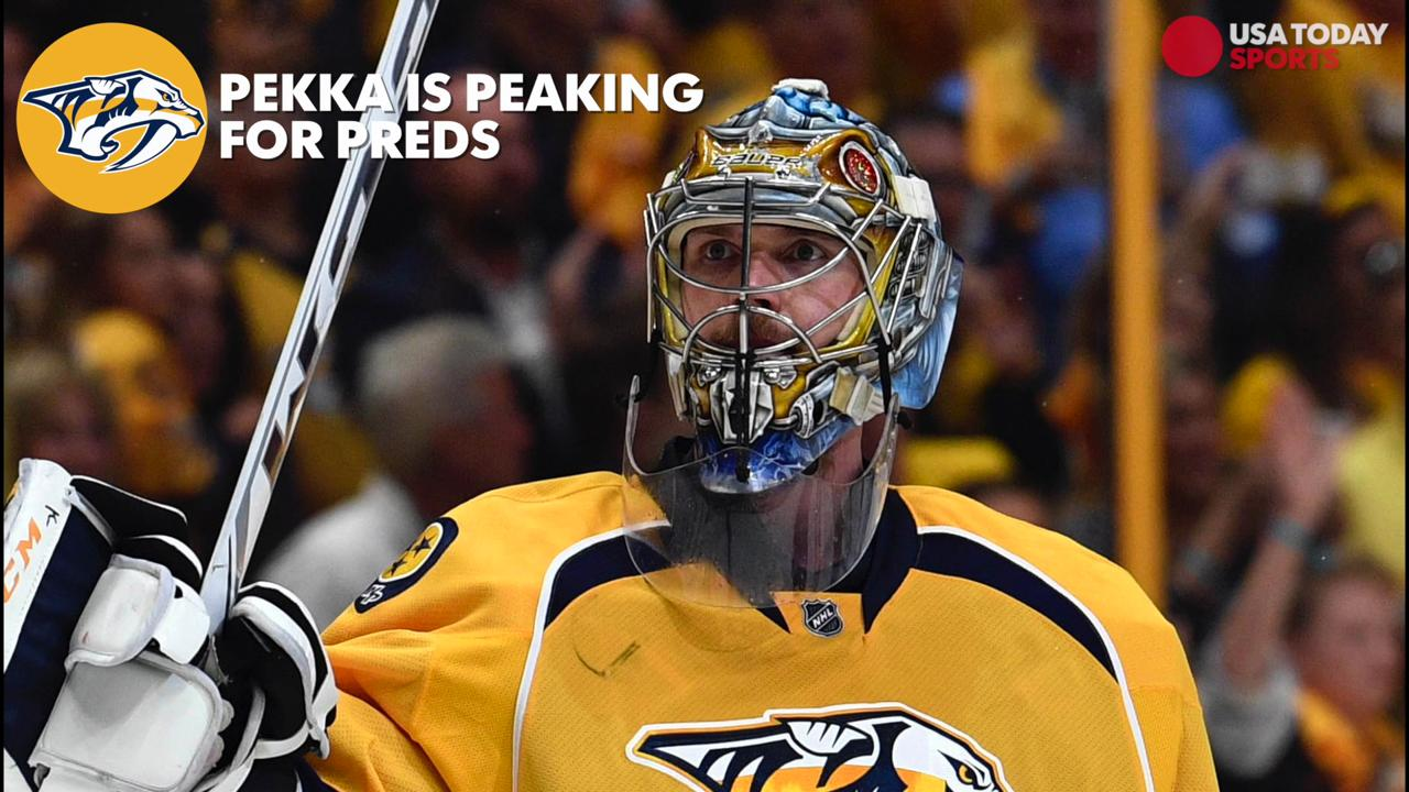 6ed5d14aa5a P.K. Subban becomes reporter, asks Mike Fisher about being