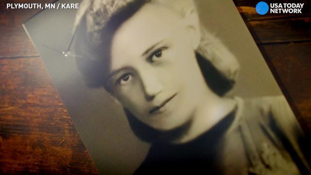 Holocaust-surviving grandma finally gets to graduate