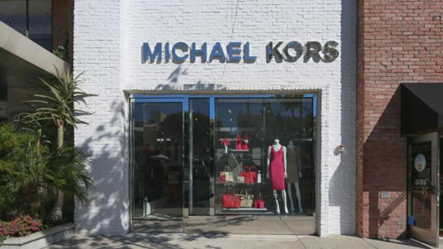 Michael Kors closing up to 125 stores this year