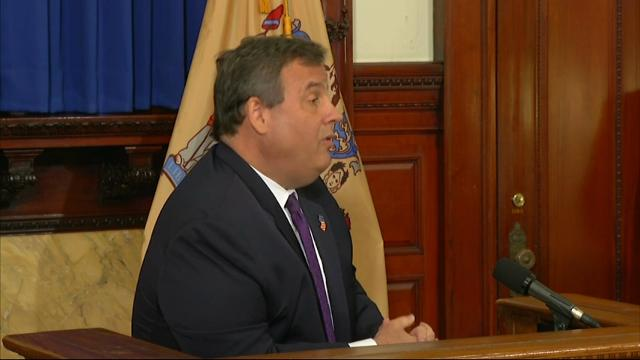New Jersey Gov. Chris Christie says President Donald Trump's fired national security adviser would not have gotten into the White House's front door had he been elected. (May 22)