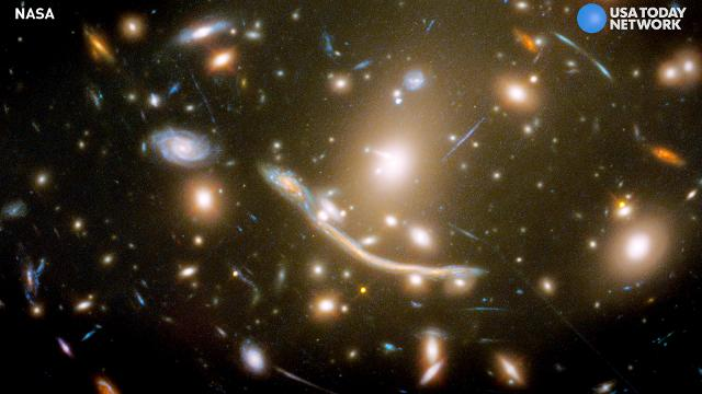 See Hubble's spectacular new view of galaxies far, far away