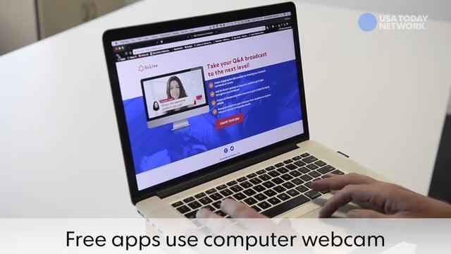 Free adult webcam broadcast