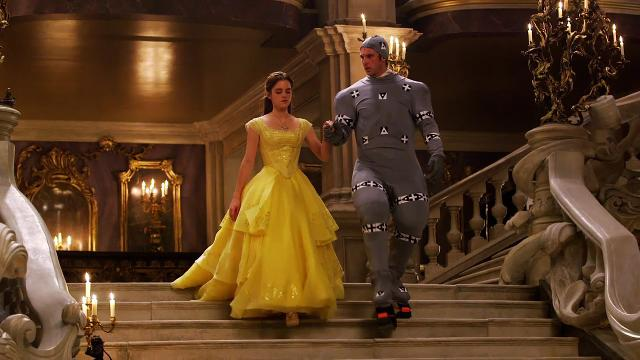 Beauty And The Beast Watch The Way Dan Stevens Became A Monster